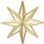 goldene Sterne zur Aktivierung von Senioren im Altenheim