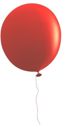 luftballon platzen