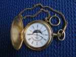 Bildkarten - hier  eine besonders schöne Uhren für Senioren