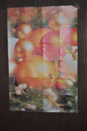 ein besonderer Poster-Adventskalender für Senioren