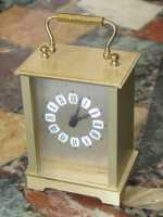 Bildkarten - hier eine edle Uhr für Senioren