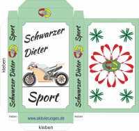 Das Kartenspiel Spiel Schwarzer Dieter extra für Senioren - auch mit Demenz