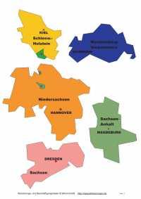 Das Land Deutschland zur Beschäftigungn und Aktivierung für Ihre Senioren