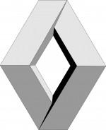 Das Logo der Automarke