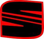 """Das Logo der Automarke """"Seat"""" zur Beschäftigung für Senioren, auch mit Demenz"""