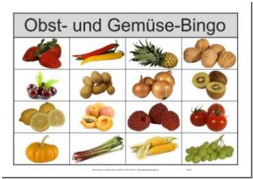 Themen - Bingo - Spiel Frühling zur Beschäftigung für Senioren mit 25 Begriffen pro Spielschein